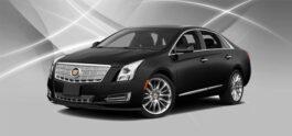 Cadillac XTS show