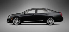 Cadillac XTS side