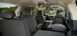 Chevrolet Suburban interior