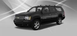 Chevrolet Suburban show