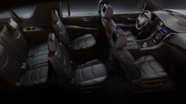 Escalade Interior Full