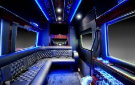 Sprinter Limousine insterior